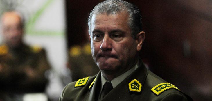 Fraude en Carabineros: Confirman resolución que declaró inadmisible querella de general Villalobos