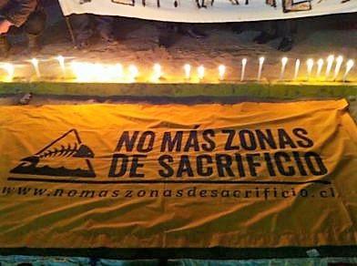 Explotación minera en Andacollo: Organizaciones denuncian contaminación y muerte