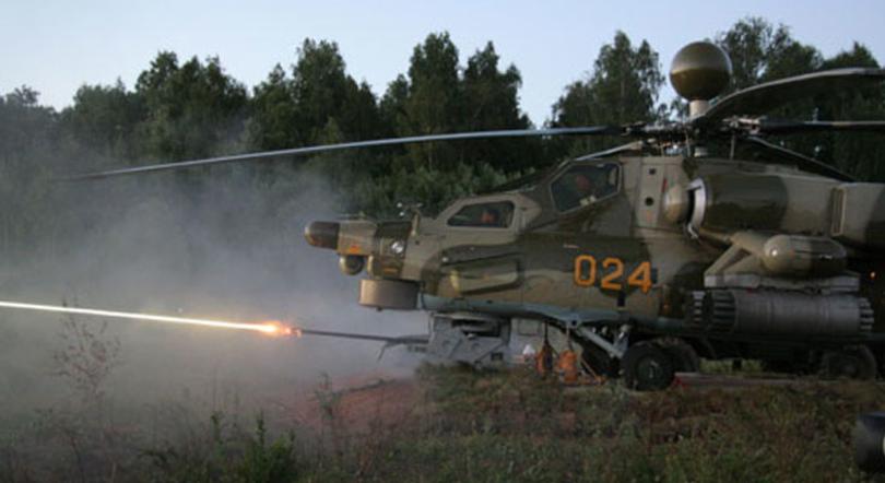 Rusia inició las pruebas del poderoso helicóptero de combate Mi-28NM (VIDEO)