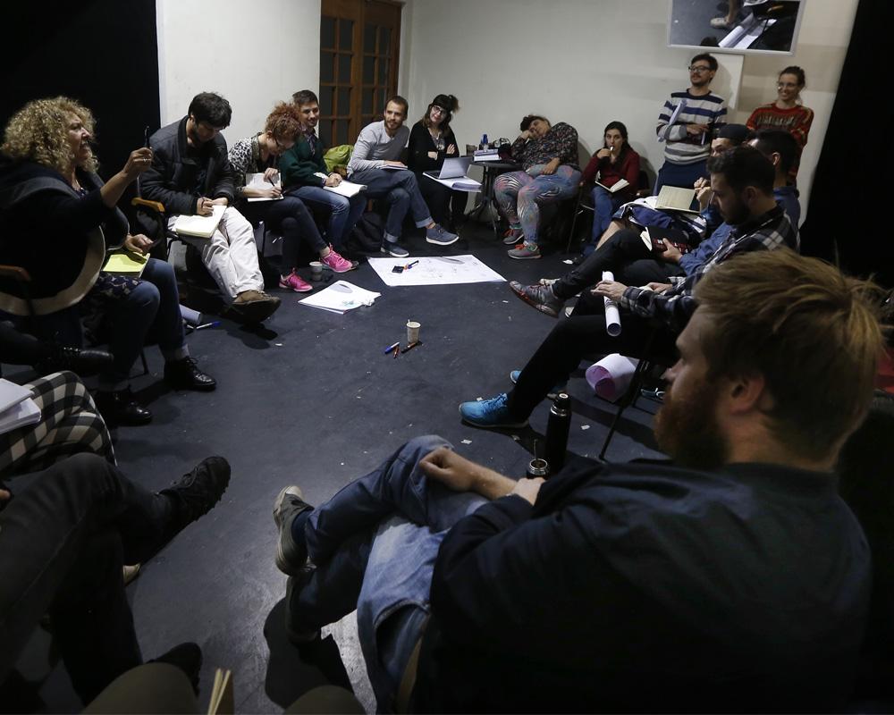 Comenzó segundo taller formativo para escritores en Buenos Aires