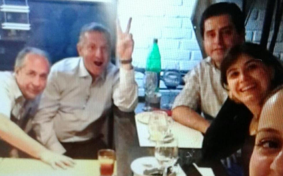 La amistad que une a Javiera Blanco, al director de Carabineros y al general indagado en el caso TIC
