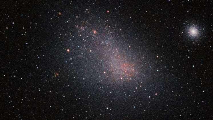 Astrónomos logran la más grande y perfecta imagen de la Pequeña Nube de Magallanes