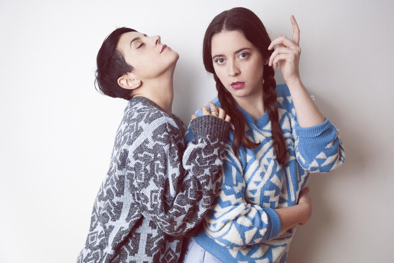 Jani Dueñas y Paloma Salas presentan nuevo show en Teatro Ictus