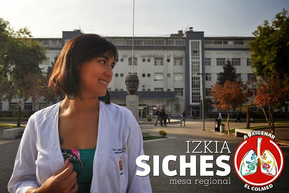 Histórico: Izkia Siches se convertirá en la primera mujer en presidir el Colegio Médico