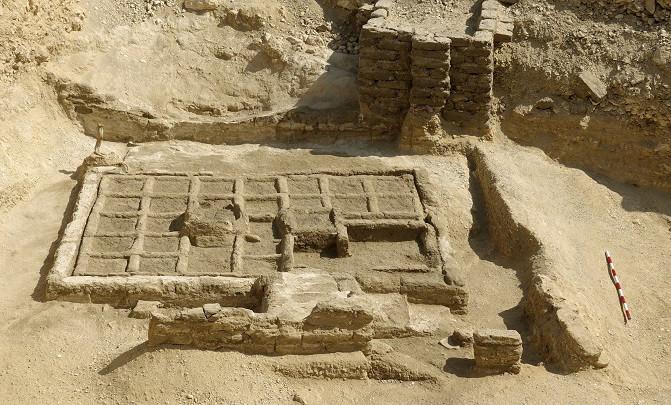 Descubren por primera vez en Egipto un jardín funerario de 4 mil años