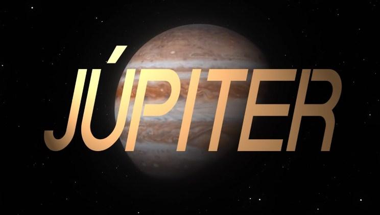 Las últimas fotos de Júpiter liberadas por la NASA son puro arte