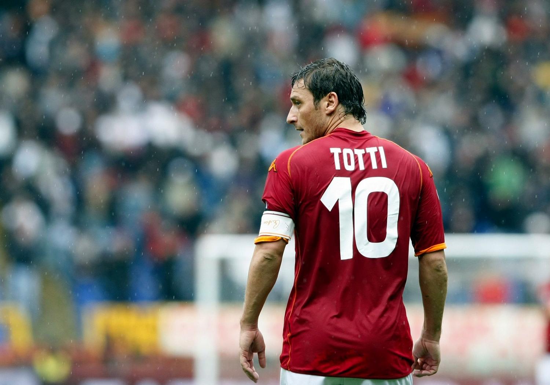 La carta de Francesco Totti que se transformó en viral