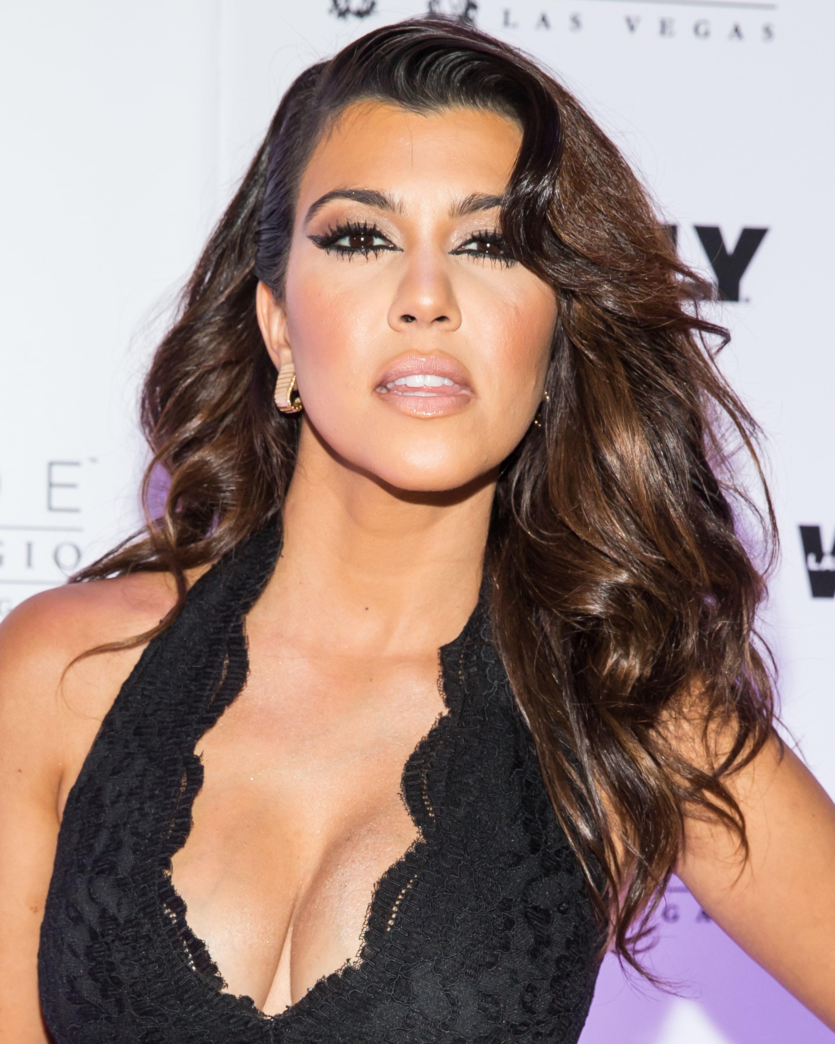 Kourtney Kardashians Style in Photos