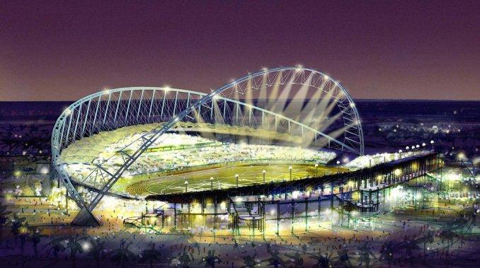 Realización del mundial de fútbol de Qatar 2022 se encuentra en peligro