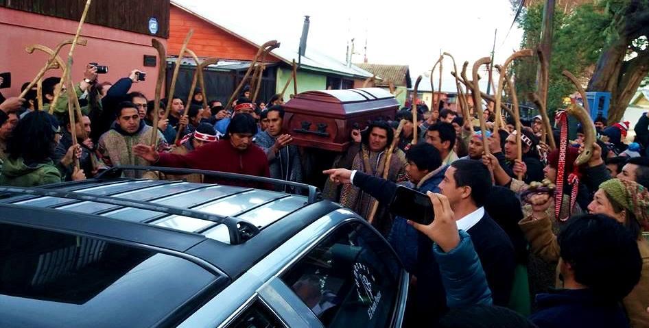 De nuevo la muerte sobre La Araucanía: El asesinato de Luis Marileo y Patricio González