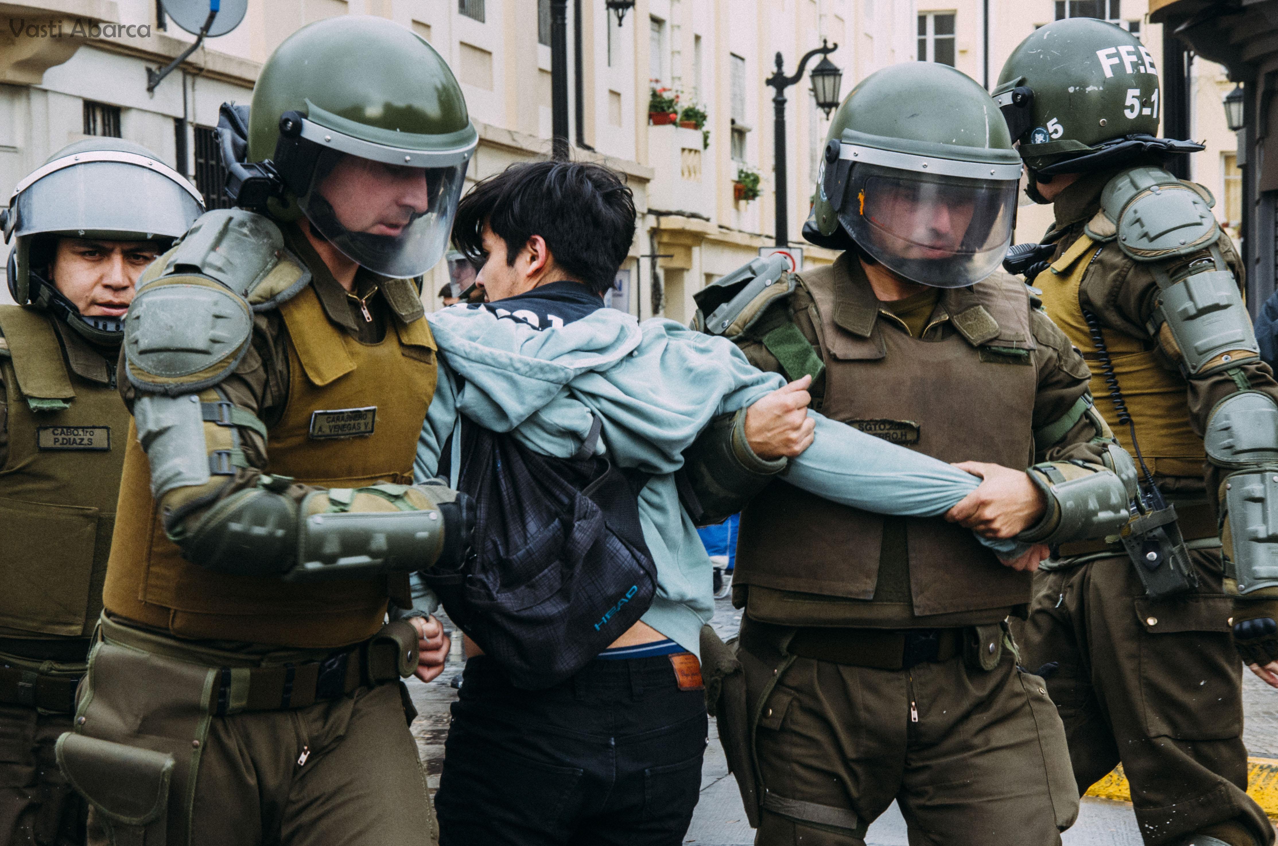 [Fotos] Las postales que dejó la marcha por la educación pública, gratuita y sin deudas