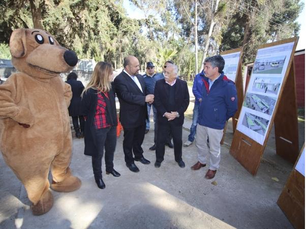 En La Serena se construirá primera clínica veterinaria pública del país
