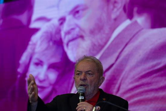 Brasil: Lula habló tras el fallo judicial y afirmó que su condena es «política»