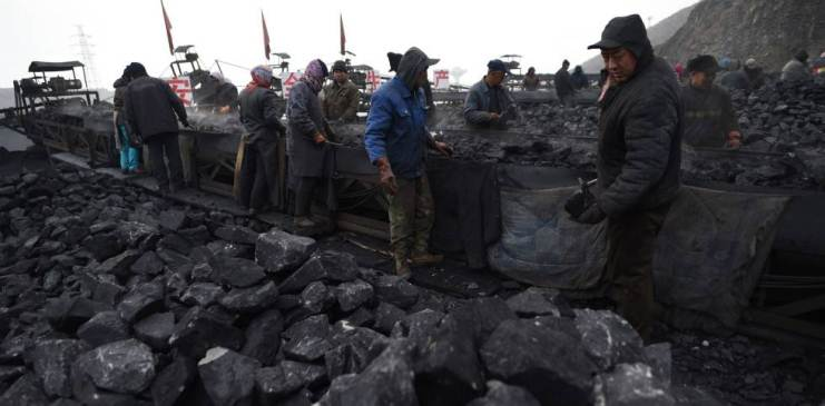 El consumo global de carbón cayó por segundo año consecutivo