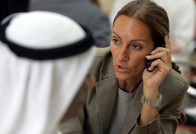 Francia: Tras ser herida en Irak, murió la periodista francosuiza Véronique Robert
