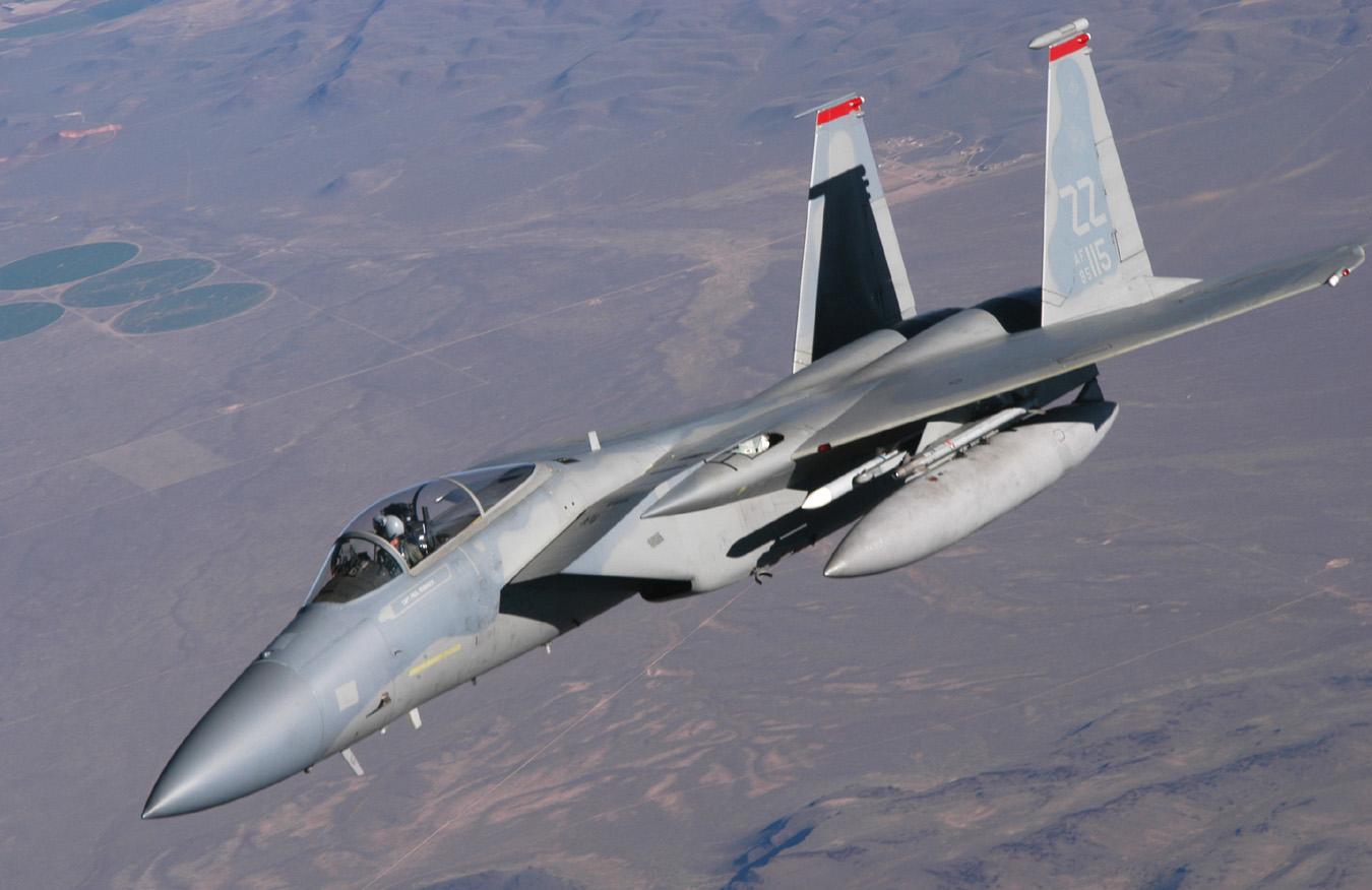 Catar compra 36 aviones F-15 a EE.UU. por 12.000 millones de dólares
