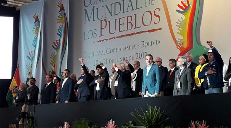 Conferencia de los Pueblos en Bolivia: duras críticas a las políticas migratorias de Trump