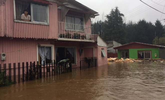 Balance del temporal: 4 muertos, 3.000 damnificados y 300 mil familias sin energía eléctrica