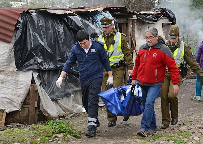 Curicó: Confirman segunda muerte de persona en situación de calle en lo que va del año
