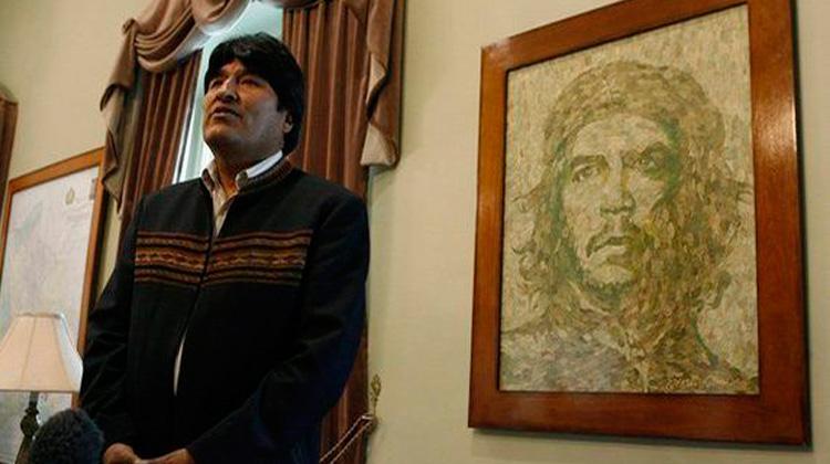 Bolivia: Presidente Evo Morales rinde homenaje a Ernesto «Che» Guevara en su natalicio 89