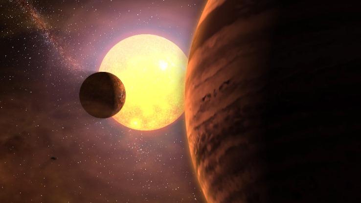 La NASA descubre 10 exoplanetas rocosos parecidos a la Tierra