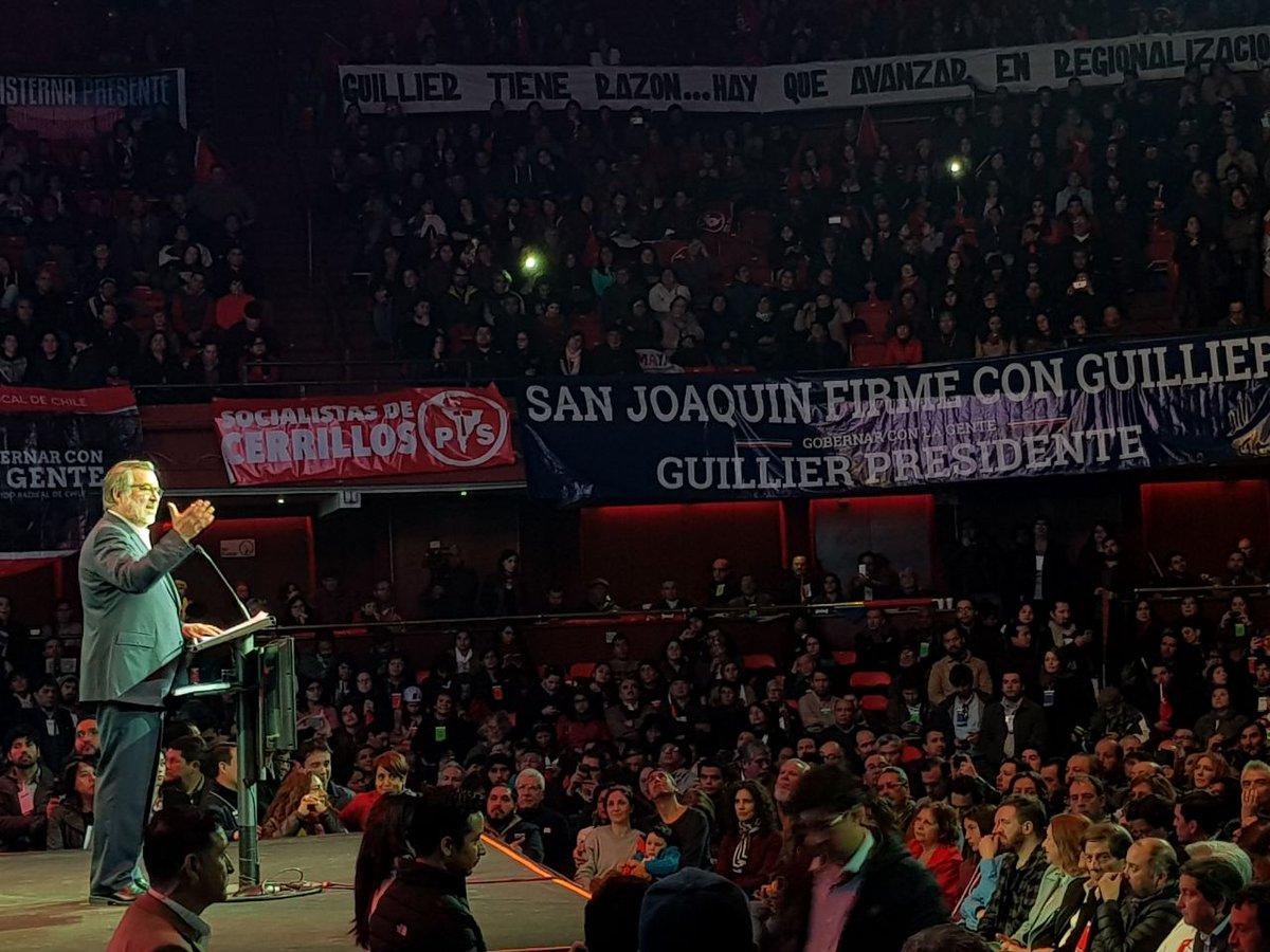 «Caupolicanazo»: Guillier confirma apuesta por el continuismo bacheletista y dice que mapuche «no son terroristas»