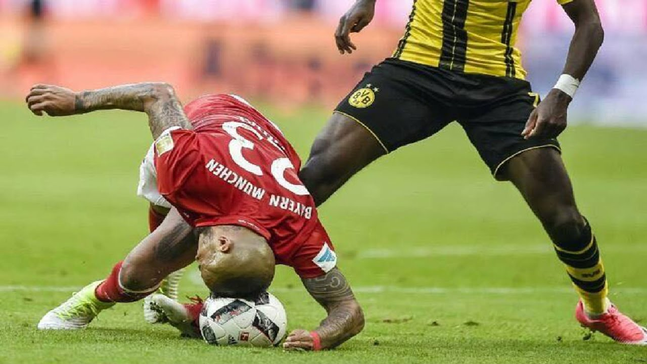 """Trancada"""" con la cabeza de Vidal postula a premio en Alemania"""