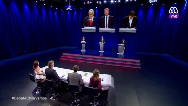 Histeria y brabuconadas en el debate de Chile Vamos: Un verdadero show de televisión