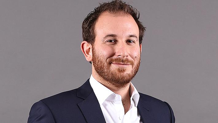 Hijo de Andrónico Luksic asume subdirección ejecutiva de Canal 13