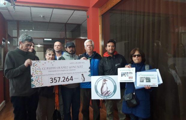 """Organizaciones reúnen más de 350 mil firmas para la creación del Área Costera Protegida """"Pingüino de Humboldt"""""""