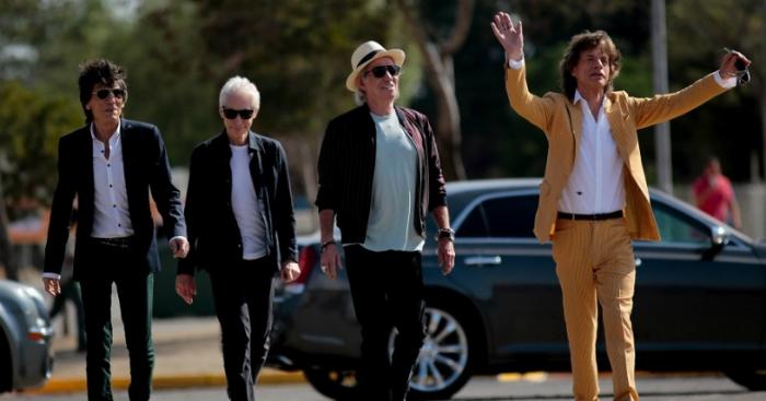 Keith Richards anuncia un nuevo trabajo de los Rolling Stones «muy, muy pronto»