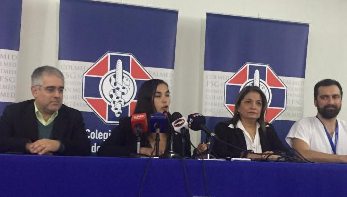 """Colegio Médico advierte: objeción de conciencia podría ser """"traba"""" en aplicación de ley de aborto"""