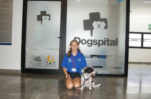 Los perros podrán visitar a sus dueños en el hospital de Ibiza