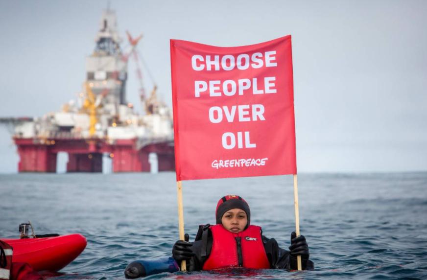 Noruega se mancha con su propio petróleo