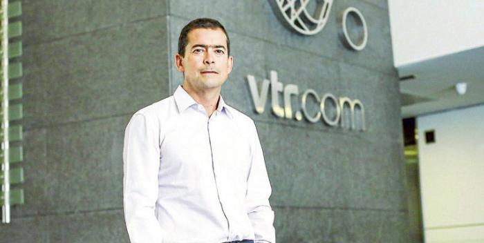 """Gerente general del VTR: """"El consumidor es como un niño malcriado"""""""
