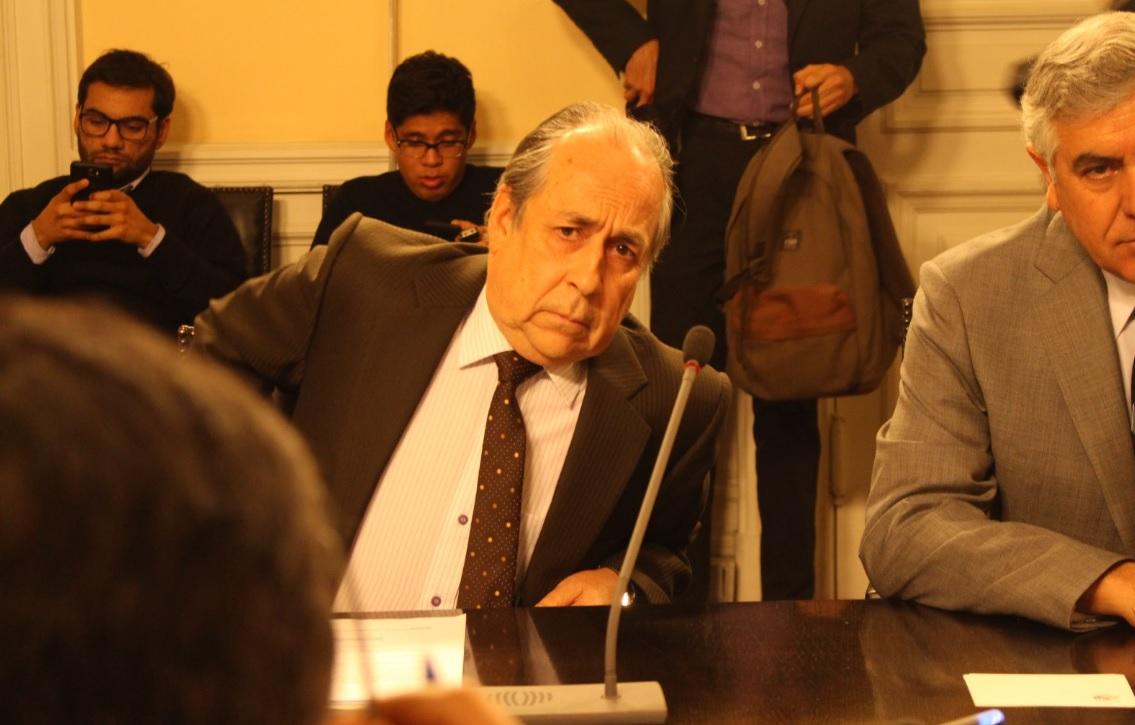 Pacogate: General (r) que no detectó el fraude responsabiliza a la prensa