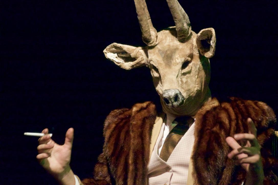 Manual de Carroña vuelve a Teatro del Puente