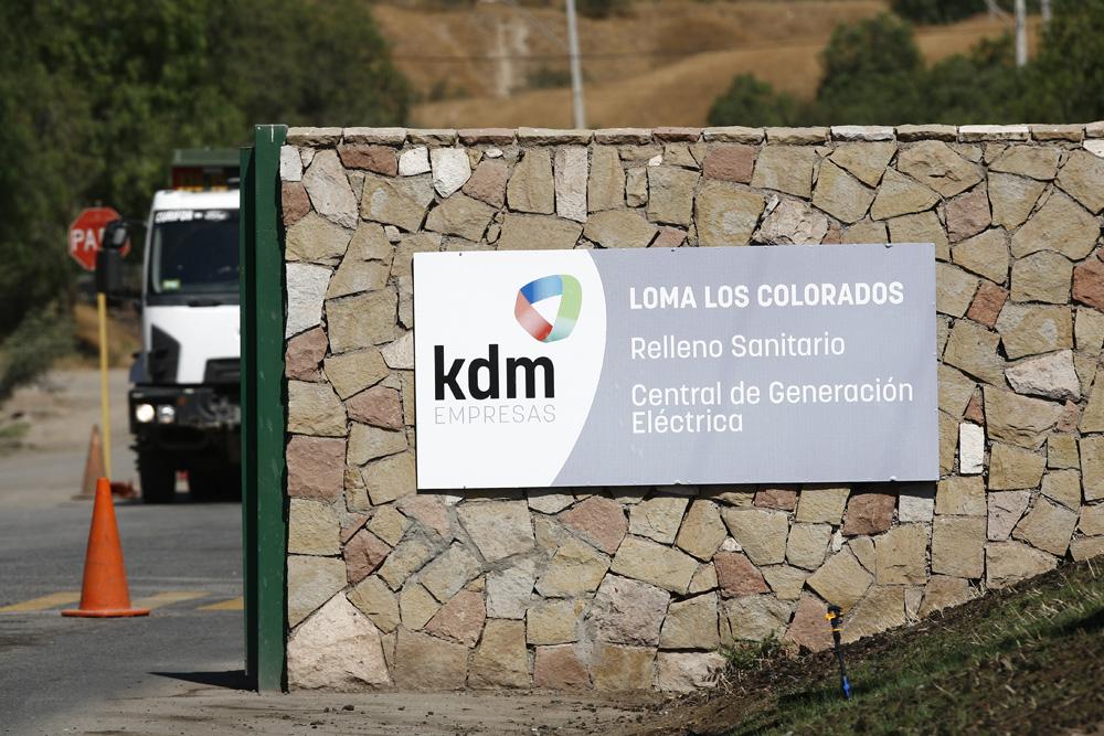 Alcaldía de Til Til en pie de guerra: Ordena clausura de instalaciones de relleno sanitario KDM