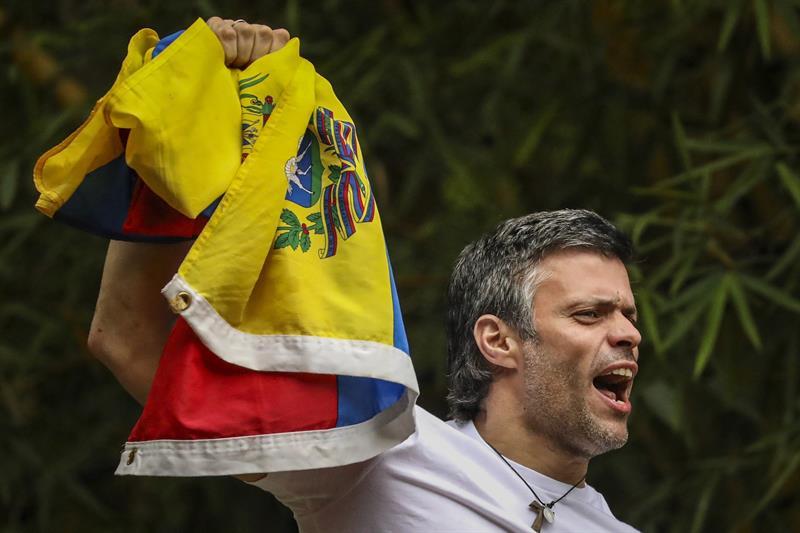 Leopoldo López y Antonio Ledezma vuelven a ser detenidos en Venezuela