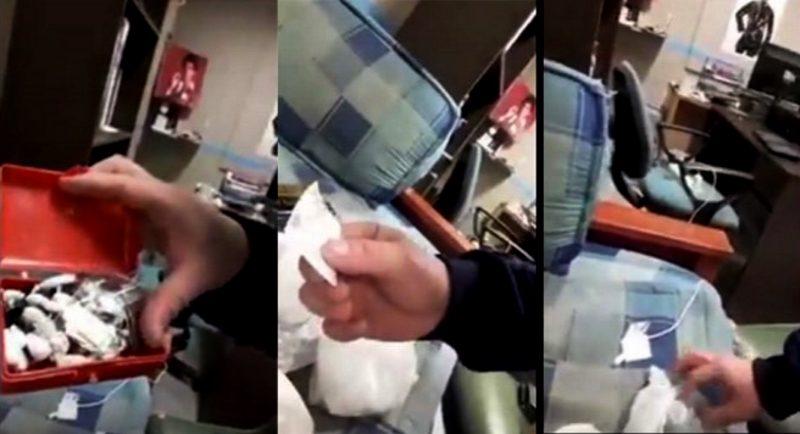 Encuentran 350 dosis de cocaína en allanamiento a una comisaría en Lanús