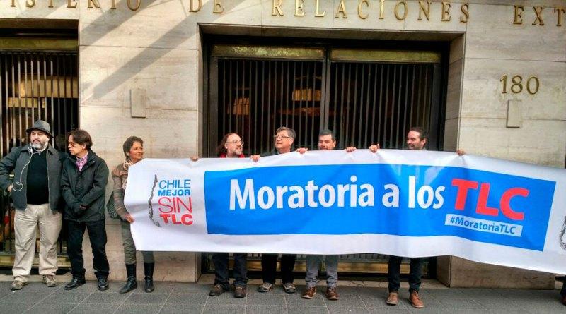 """Lucio Cuenca de OLCA: """"Los Tratados de Libre Comercio son un atentado a los intereses del país"""""""