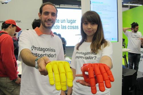 México: profesores y estudiantes desarrollan prótesis 3D para personas con bajos recursos