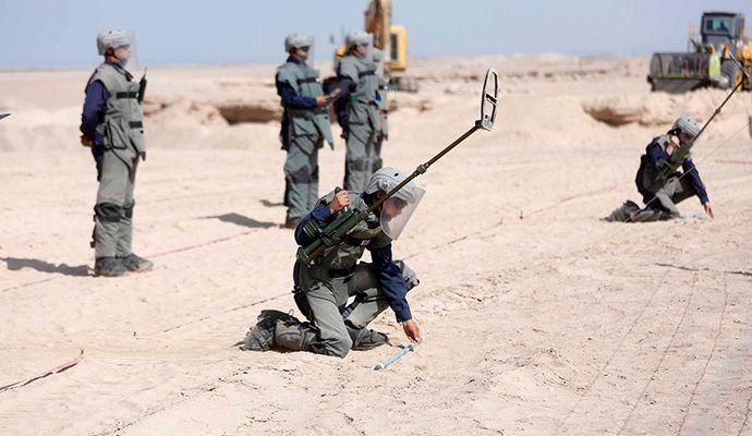Gobierno promulgará ley de reparación y asistencia a víctimas de minas antipersonales