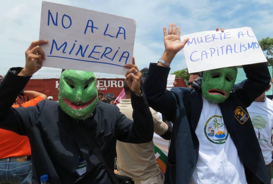 Santiago: Organizaciones regionales convocan a manifestación contra cumbre minera para este martes