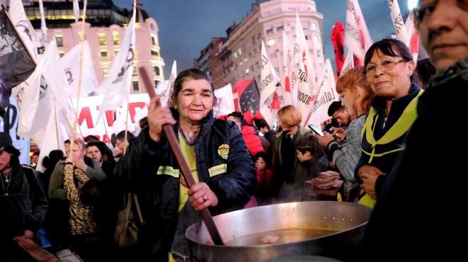 """Argentina: de ser """"el granero del mundo"""" a estar en crisis alimentaria"""