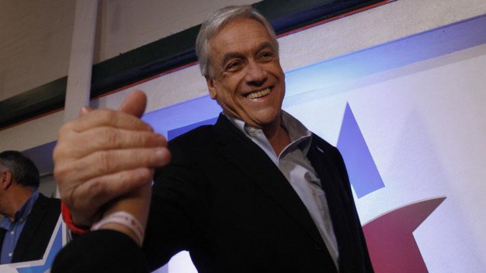 A tres meses de la elección, Piñera lidera intención de voto en encuesta CEP