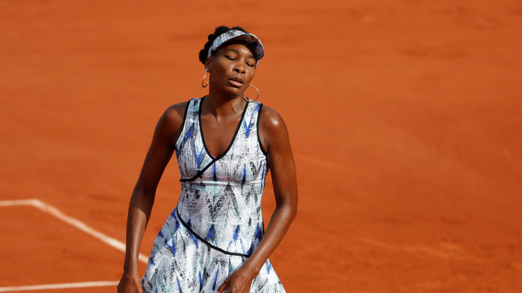 Venus Williams es declarada culpable en accidente con resultado de muerte