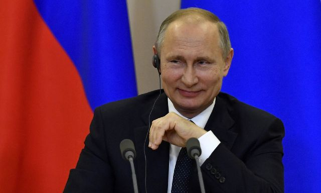 Los memes que ha dejado las vacaciones de Vladimir Putin