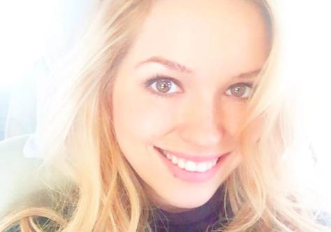 Actriz Nicole Block compartió su secreto de belleza para lucir un pelo envidiable