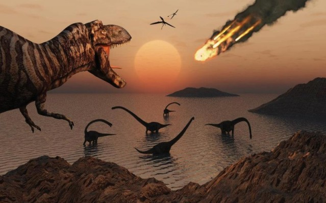 Asteroide que acabó con dinosaurios sumió la Tierra en dos años de oscuridad